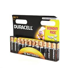 Baterie alcalina Duracell AA sau R6 cod 81267246 blister cu 12bc
