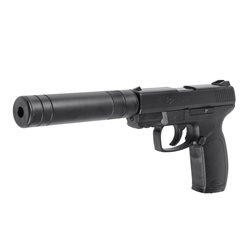 Pistol airsoft Combat Zone COP SK cu amortizor si functionare pe baza de CO2