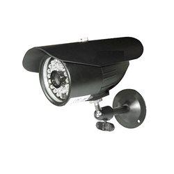Camera supraveghere video hibrida PNI IP6CSR3 cu IP, iesire analogica, de exterior si infrarosu