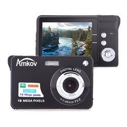 Camera foto digitala PNI Amkov CDC3 18MP display LCD 2.7 inch