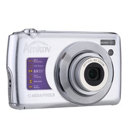 Camera foto digitala PNI Amkov CDOE3 15MP