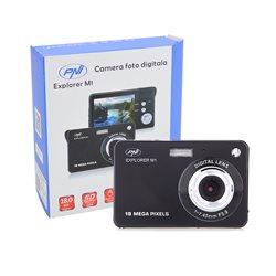 Camera foto digitala PNI Explorer M1 18MP display LCD 2.7 inch