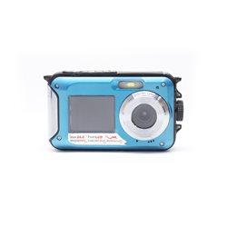 Camera foto digitala PNI Explorer M90 Blue 24MP waterproof display dual
