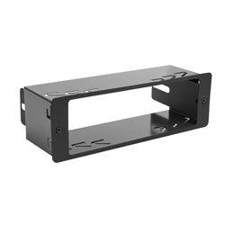 Carcasa montaj PNI 1 DIN pentru statii Midland Alan 48/248, INTEK M150, TTI TCB-880