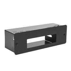 Carcasa montaj PNI 1DIN compatibila cu statiile Albrecht 6110, CRT One, Yosan Micro