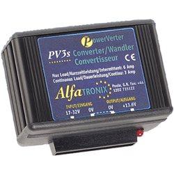 Convertor 24-12V Albrecht PV 3S curent nominal 3A Cod 47830