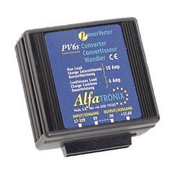Convertor 24-12V Albrecht PV 6S curent nominal 6A Cod 47831