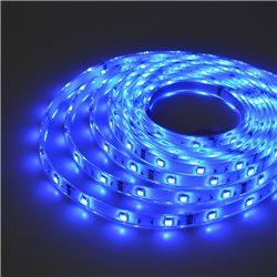 Banda LED PNI L15RGBWE flexibila de exterior IP65 30 leduri/m 12V 5m