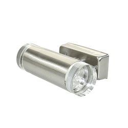 Lampa LED PNI D-Light W12 de exterior otel inoxidabil