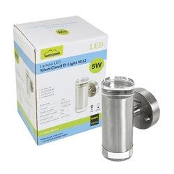 Lampa LED SilverCloud D-Light W32 de exterior din otel inoxidabil