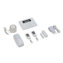Sistem de alarma wireless PNI PG430 cu comunicator GSM