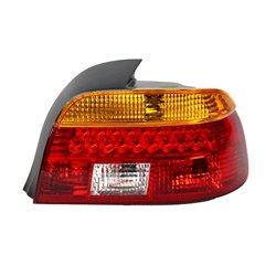 Lampa spate BMW E39 seria 5 cu leduri semnalizare galbena 1997 - 2000, o bucata Dreapta
