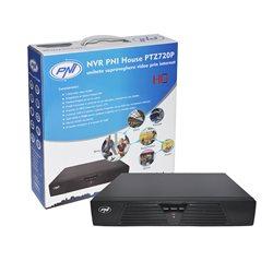 DVR / NVR PNI House PTZ720P -  4 canale IP 720P sau  4 canale analogice