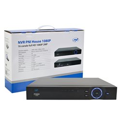NVR PNI House 1080P - 16 canale FULL HD 1080P 2MP