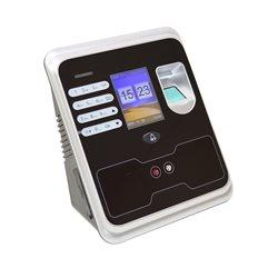 Sistem biometric control acces digital PNI BSF890 cu cititor de amprenta si identificare faciala