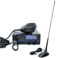 Kit Statie radio CB Albrecht AE 5090XL + Antena CB PNI Extra 48 cu magnet