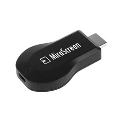 HDMI Streaming player PNI MiraScreen Wireless Display Dongle, AirPlay, Miracast, DLNA