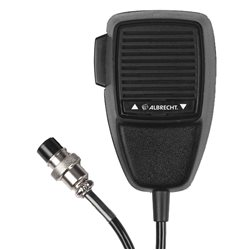 Microfon Albrecht AE 4197 electret cu 6 pini Cod 4197