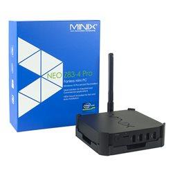 Mini PC Minix Neo Z83-4 Pro Windows 10 Pro, 4GB RAM, 32GB ROM, Bluetooth 4.2, Wi-fi ac