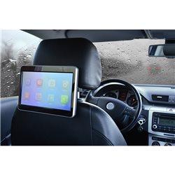 Monitor auto multimedia PNI MD09 HD negru cu ecran tactil de 9 inch slot card microSD USB HDMI aplicabil pe tetiera