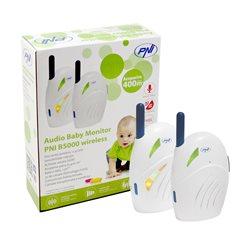 Audio Baby Monitor PNI B5000 wireless si duplex