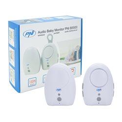 Audio Baby Monitor PNI B5500 wireless si duplex