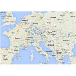 Acces GPSNAV si trafic GPRS international 1 luna