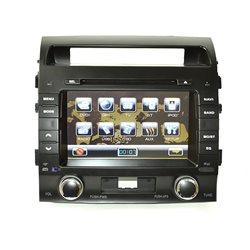 Sistem navigatie GPS + DVD +TV pentru Toyota Land Cruiser 200 model TTi-6030