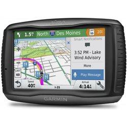 Sistem de navigatie GPS pentru moto Garmin Zūmo 595LM 5inch cu harta Full Europa si Update gratuit al hartilor pe viata