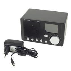 Radio digital Albrecht DR 422 prin Internet WLAN DLNA Cod 27422