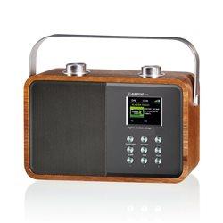 Radio digital DAB si FM Albrecht DR 850 cu Bluetooth si display color, alimentare 220V, Cod 27385