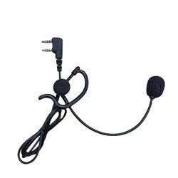 Casti cu microfon Albrecht EBB-01 cu 2 pini Cod 29963