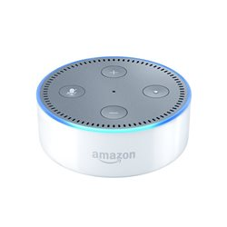 Boxa inteligenta Amazon Echo Dot culoare Alb