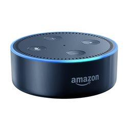 Boxa inteligenta Amazon Echo Dot culoare Negru