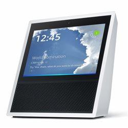 Boxa portabila Amazon Echo show, Ecran, Apelare video, Alb