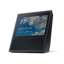 Boxa portabila Amazon Echo show, Ecran, Apelare video, Negru