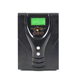 UPS SilverCloud SafePC 600W cu ecran LCD sinusoida pura pentru centrale termice