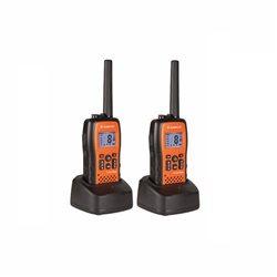 Statie radio PMR portabila Albrecht Tectalk Float IP67 set cu 2bc Cod 29661