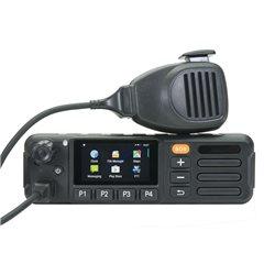 Statie radio digitala fixa PNI T770 cu 3G WiFi si GPS