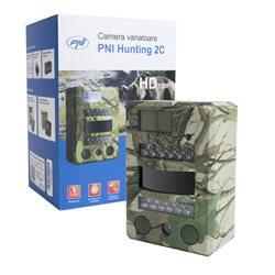 Camera vanatoare PNI Hunting 2C 8MP 720P cu night vision