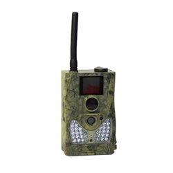 Camera vanatoare PNI Hunting 550M cu INTERNET, GPRS trimite foto pe email si FTP 8MP, Night Vision LCD