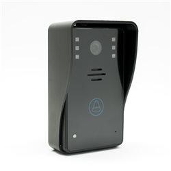 Interfon video cu IP PNI House 920 wireless P2P card si vizualizare pe Smartphone cu Android sau IOS