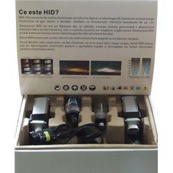 Kit xenon 9007 sau HB5 6000K