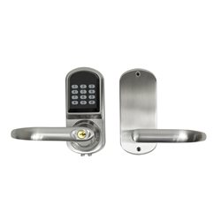 Yala PNI YBT300L cu Bluetooth cu deschidere pe partea stanga