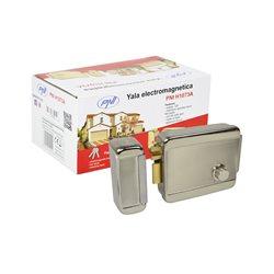 Yala electromagnetica PNI H1073A din otel cu butuc normal inchis NC
